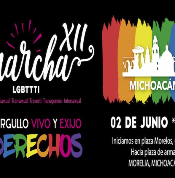 XII Marcha LGBTTTI
