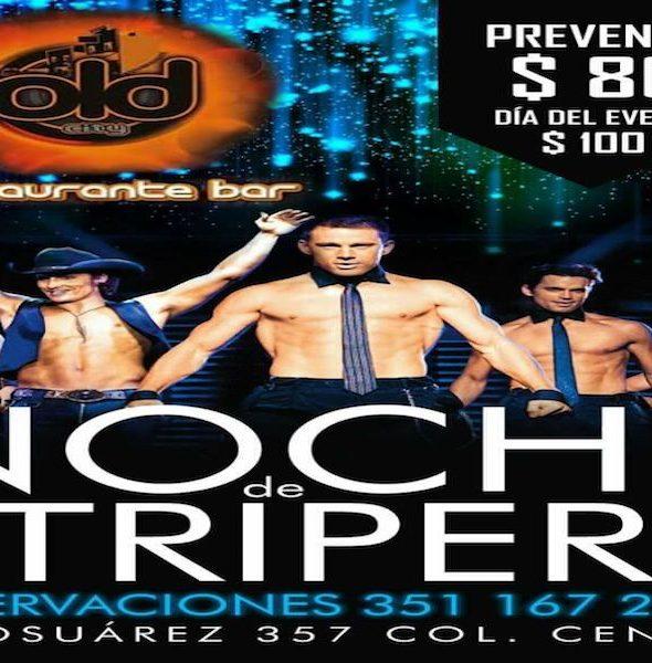 Noche de Stripers