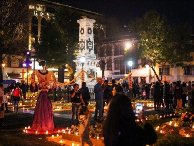 Si habrá Festival de las Velas en Uruapan