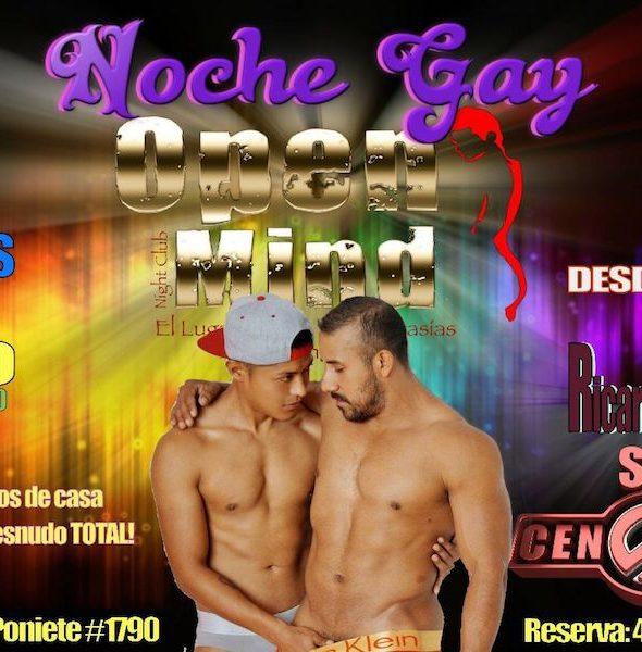 Noche Gay Exclusiva Para Chicos