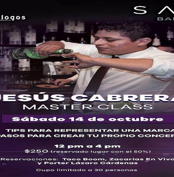 Jesús Cabrera Master Class
