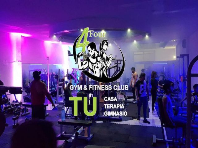 4Four Gym & Fitness Club