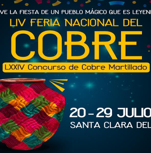 LIV Feria Nacional del Cobre