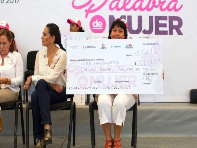 Mujeres trans acceden a programa crediticio en Michoacán